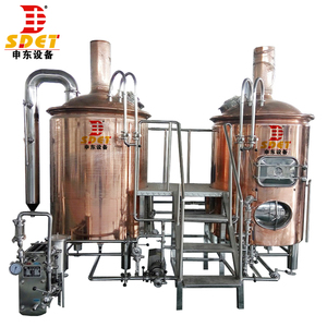 sdet 100l 500l ipa beer brewing making system microbrewery equipment