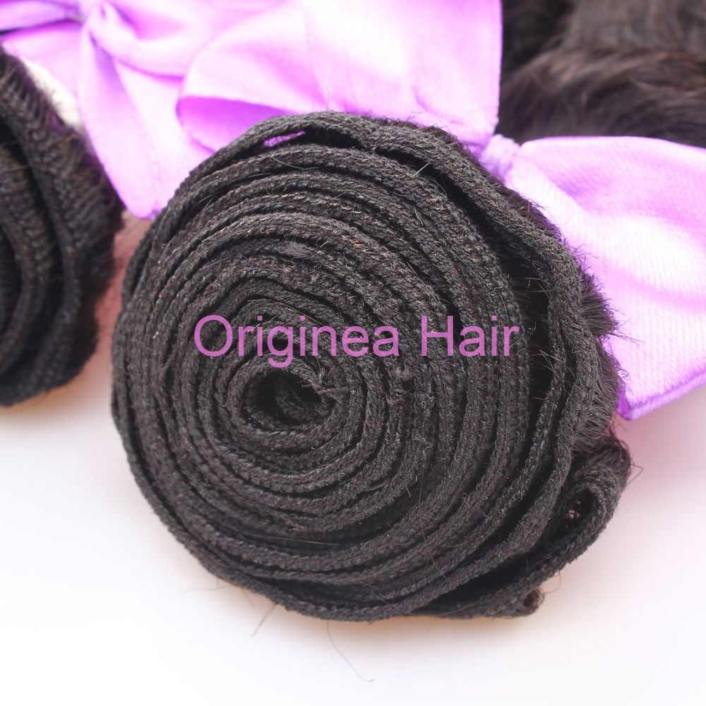 Popular no shedding pre braided hair weft