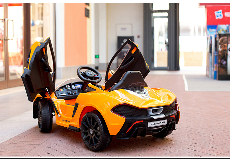 Sports Car For Kids Ride On Car Electric Car Baby Mclaren