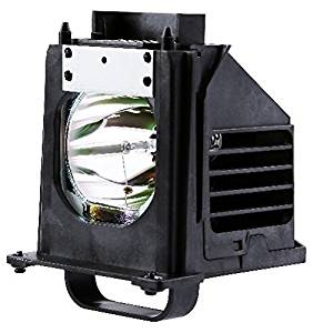 Electrified 915P061010-ELE7 Replacement Lamp with Housing for WD-73733 WD73733 Mitsubishi Televisions