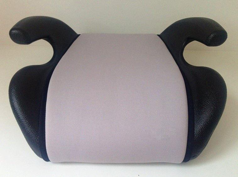 Booster seat half sewing fabric cheap price good quality baby car seat