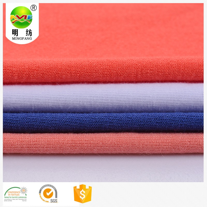 8d49af1068c68 Hot Sell 95% Rayon 5%spandex Single Jersey Knit Fabric - Buy ...