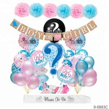 Si tratta di un Ragazzo o Una Ragazza Palloncino Gender Reveal <span class=keywords><strong>Rifornimenti</strong></span> <span class=keywords><strong>Del</strong></span> <span class=keywords><strong>Partito</strong></span> Idee Baby Shower Decorazione Gender Reveal Decorazioni <span class=keywords><strong>Del</strong></span> <span class=keywords><strong>Partito</strong></span>