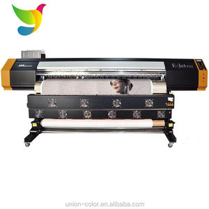 human e jet v22 dx5 fabric directly printing textile printer