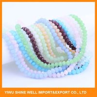 New coming super quality super fancy glass beads manufacturer sale