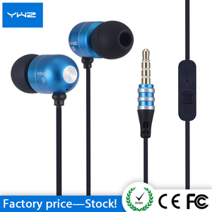 High quality free sample 9mm speaker mp3 mp4 headphone unique design earbud earphone for running