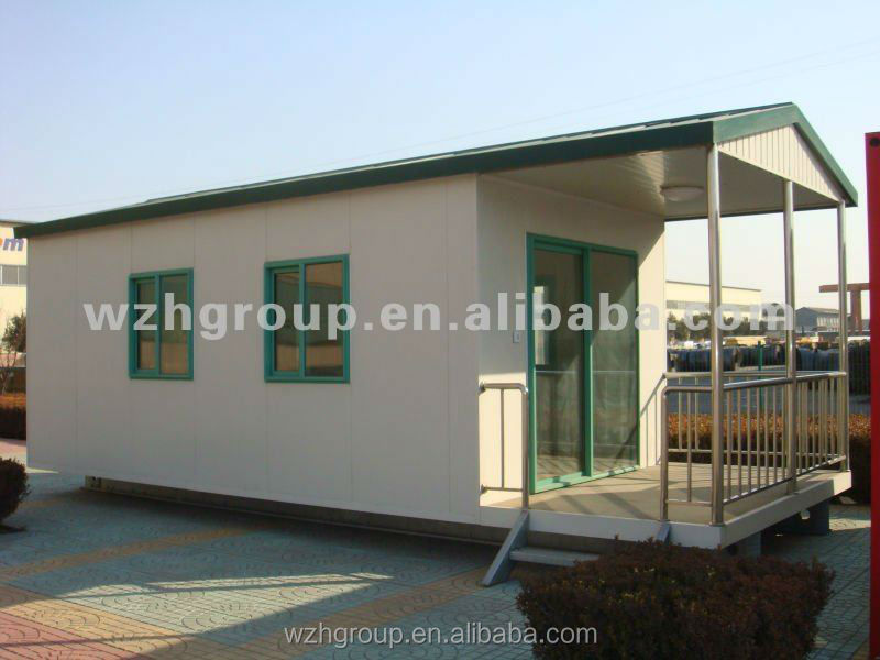 25 square meters mining house prefab portable house
