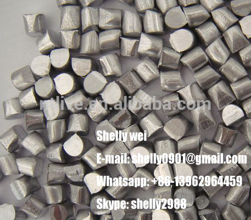 Carbon steel cut high quality sand blast wire shot with CE