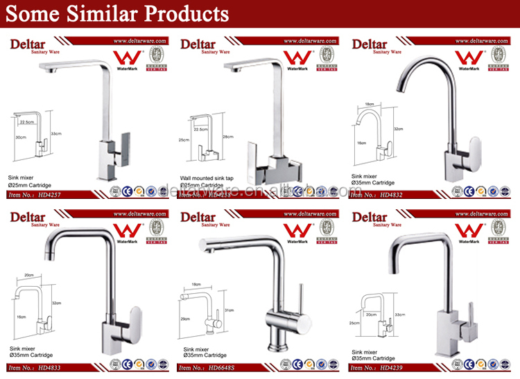 China Sanitary Ware production high quality kitchen faucet which has ...