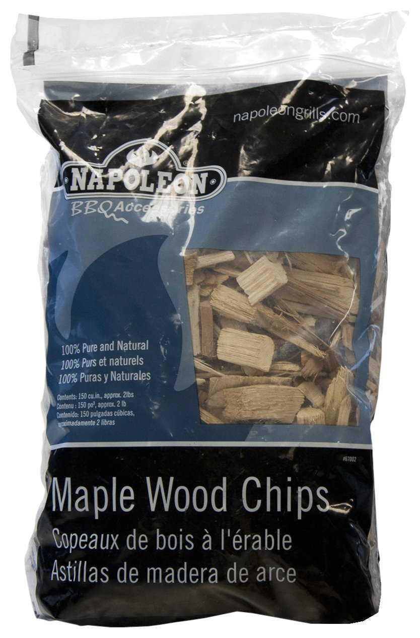 Napoleon 67005 Cherry Wood Chips, 2-Pound Bag