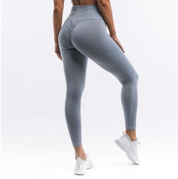 57a65adbc44a77 New design thick leggings tight fitted high Waist women yoga pants ...
