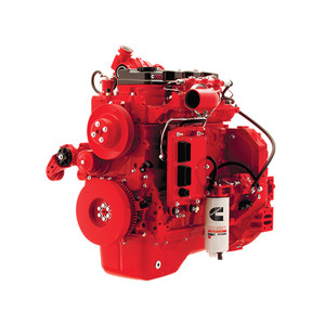 80-215HP Water cooling Cummins QSB4.5 series engine for construction machine