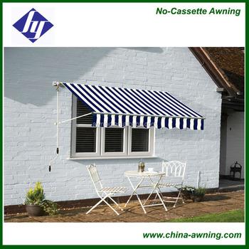 Aluminum Awning Bracket Patio Adjustable Sun Shades Retractable Metal Pergola
