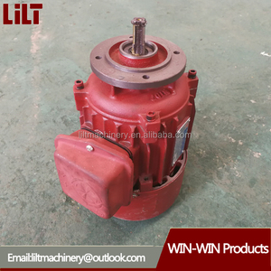 Motor-driven Overhead Crane Drive High Torque Low Rpm Electric Ac Motor