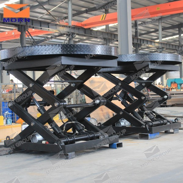 Morn Hydraulic Electric Rotating Platform For Cars Buy