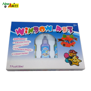 High Quality Glass Painting Kit