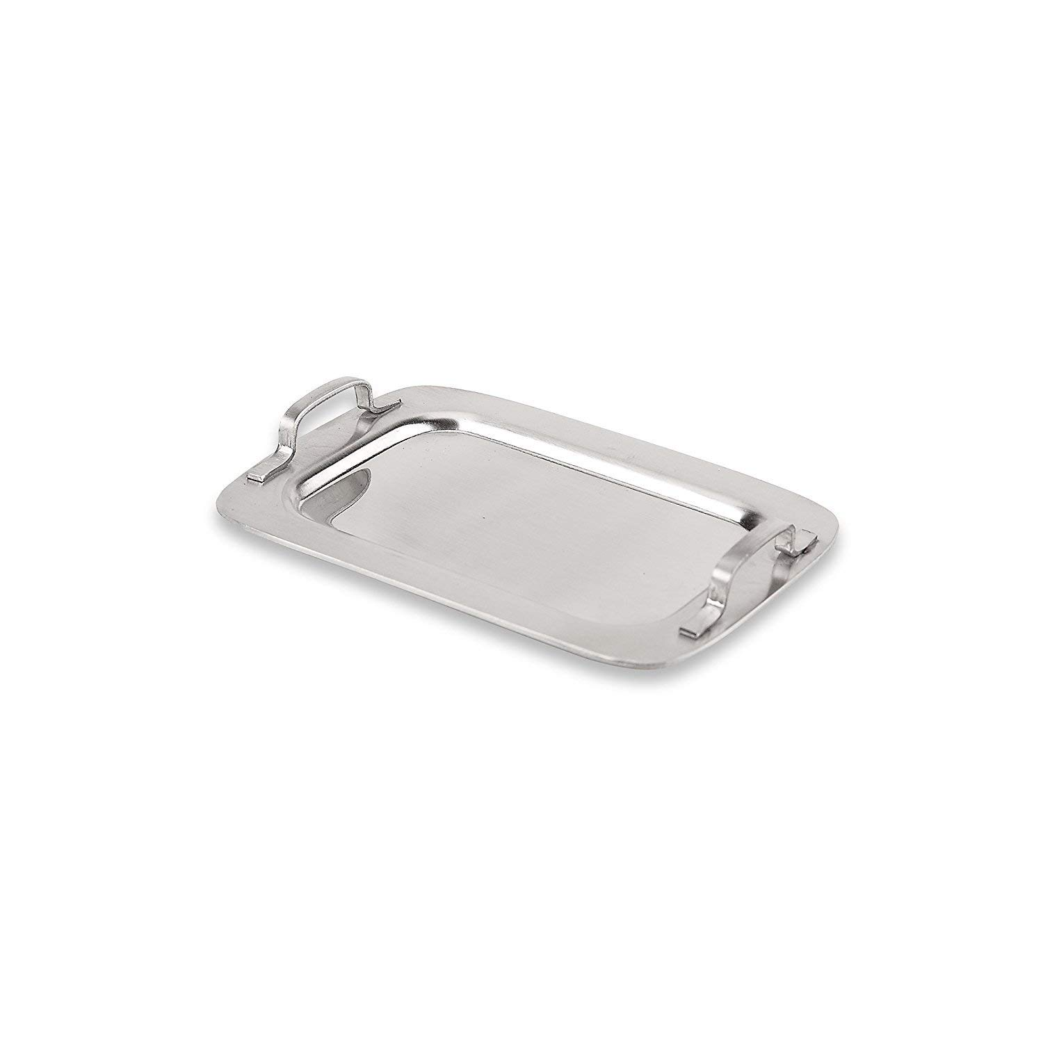 IMPULSE! Zurich Mini Cocktail Tray by (8136-1)-Stainless Steel, accessory, Modern,Cocktail,catering