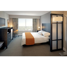 Antik <span class=keywords><strong>Emas</strong></span> Perabot Hotel Mewah 5 Bintang Hotel Bedroom Furniture, Kamar Hotel Furniture