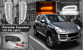 Cayenne Led Drl Turn Signal Light Used Germany Cars For Sale Buy - Car signal light