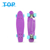 Outdoor toys fish shape cutting kick board skate long board skateboard for boys and girls