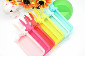 Wholesale for iphone 4/4s case ,rabbit mobile phone cover with cheap price