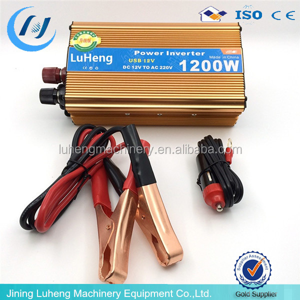 1500w 110v voltage converter 220 110 with charger