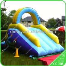 children indoor playground big slide /cheap inflatable water slides for sale