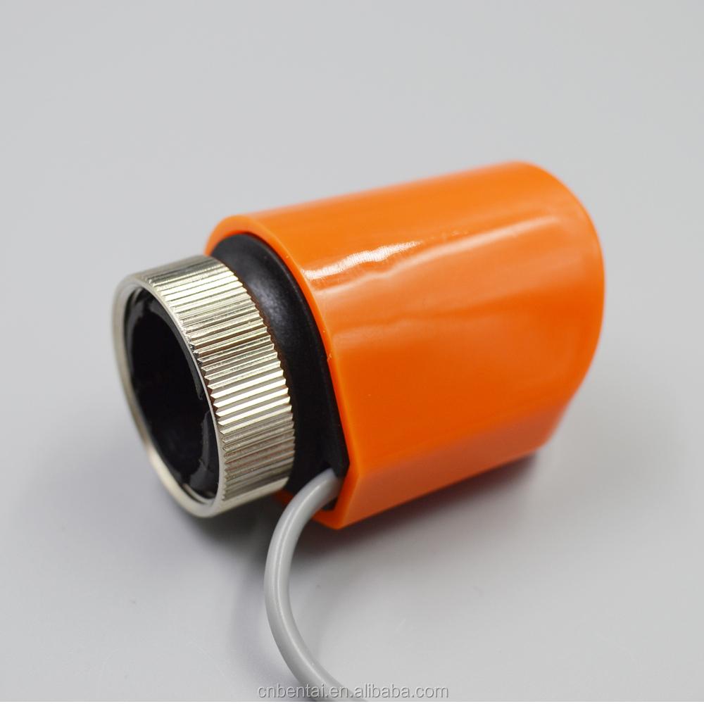 Bentai Wire Temperature Control Valve Buy Valvethermal Actuator Valveelectric Radiator Product On