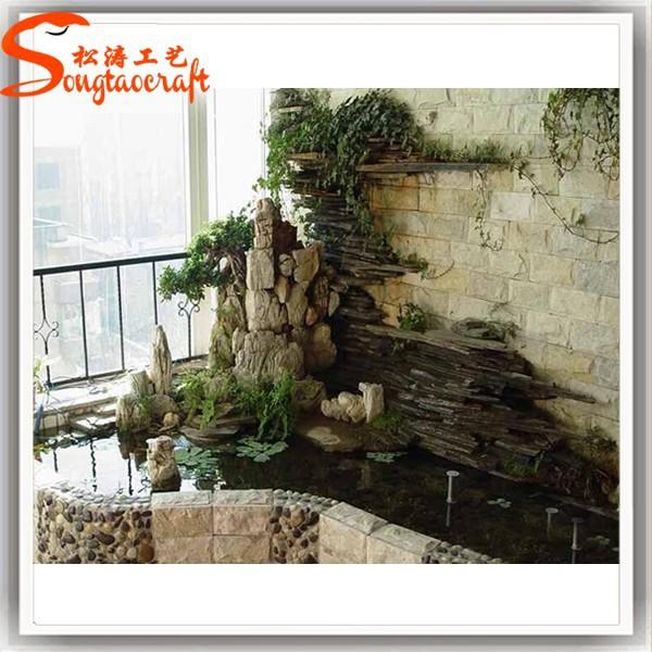 Fabbrica di porcellana da parete ornamentali fontane per for Piani di casa a buon mercato
