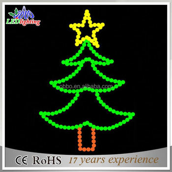 Animated christmas lights 2d rope christmas tree motif buy animated christmas lights 2d rope christmas tree motif aloadofball Gallery