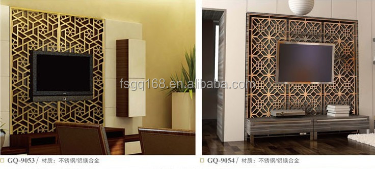 Partition wall gq living room partition design buy for Living room kitchen partition designs
