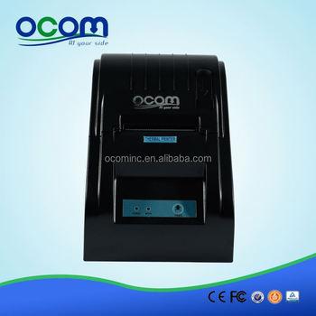 Ocpp-585-u: Hot Supply 58mm Thermal Receipt Printer Ticket