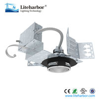 4 Inch Low Voltage New Construction 12v Led Recessed Lighting Ic ...