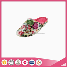Hot selling personalized custom women fancy house slippers