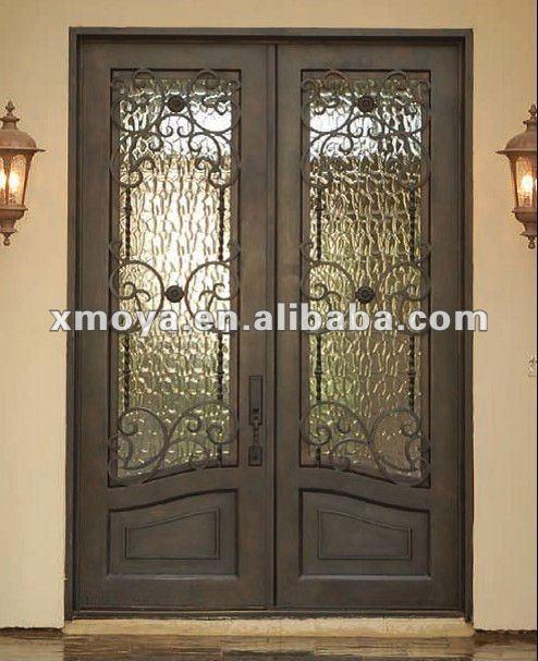 Casa decorativa puerta de entrada principal puertas for Puertas de entrada principal