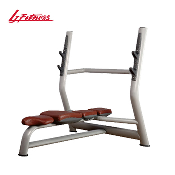 flat bench press weightlifting gym wholesale Italian sports equipment company LJ-5627-1