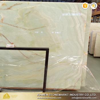 Stonemarkt Luxury Light Green Onyx Marble For Countertop Buy