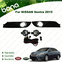 Waterproof Auto Light car fog lamp for nissan Sentra 2015 fog lights