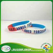 Christmas Festival cheap bracelet Camo wristbands updated wristbands Customized silicone bracelet