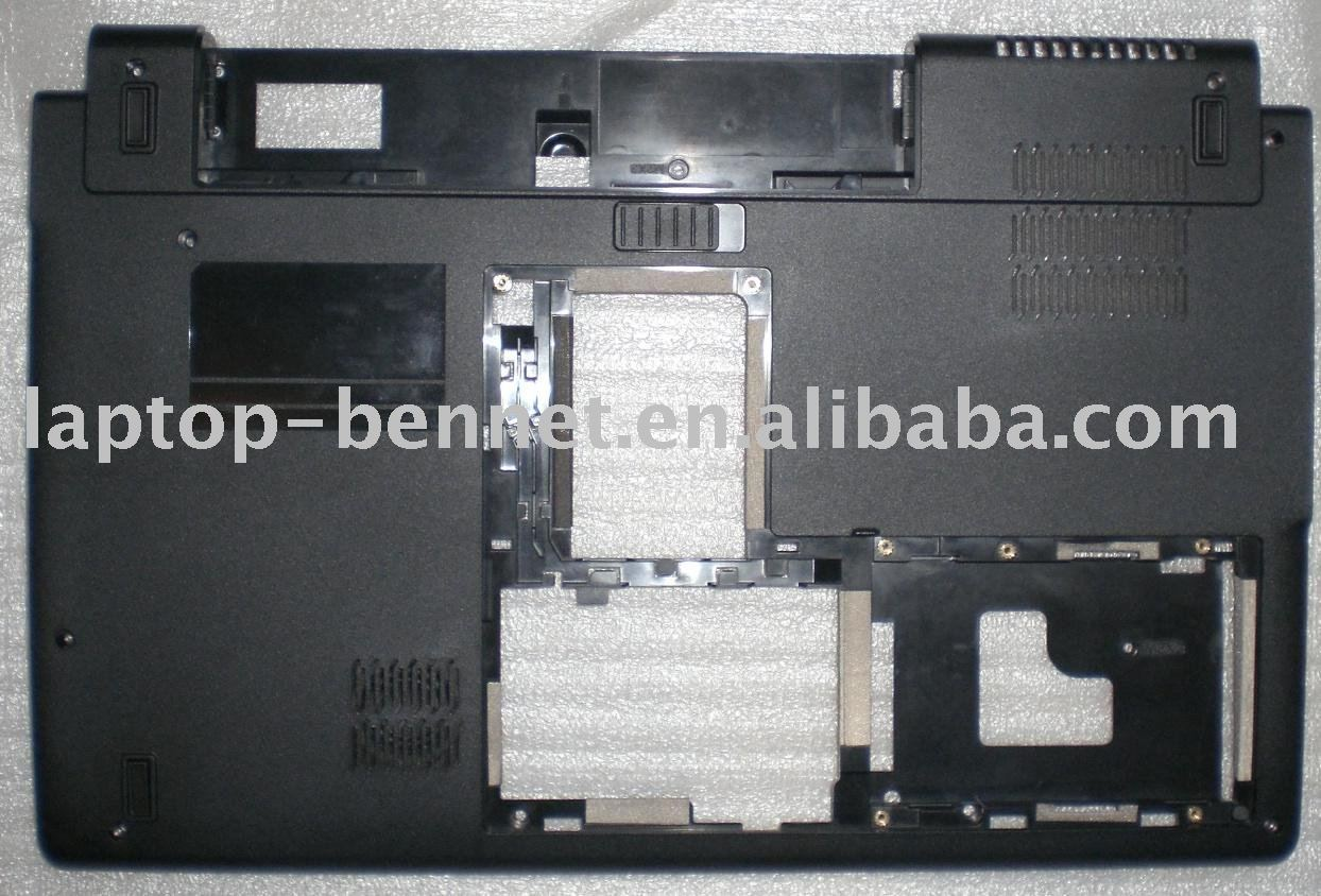 Laptop Base Bottom Case For Dell Studio 1555 1557 1558 Black