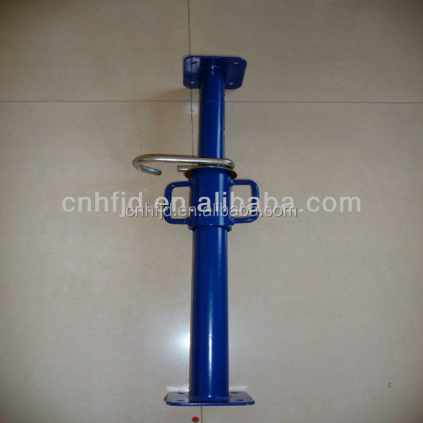 Adjustable steel Construction Scaffolding acrow Props jack
