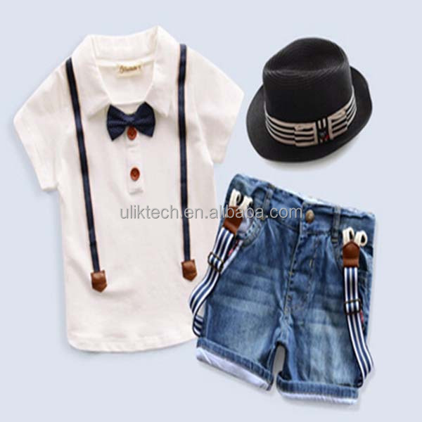 free shipping baby boys clothing set for 2-6 year old boy