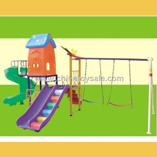 China Castle theme of outdoor&indoor playground equipment for babies[H27-743]