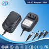 CE ROHS FCC CB Approval 12V 1A wall charger,wall mount switching ac/dc power adapter for led/cctv,tablet