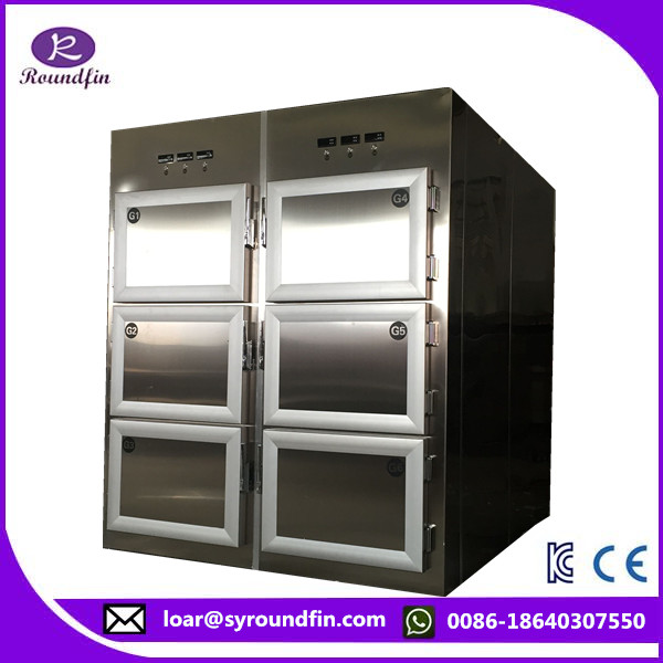 Mortuary freezer ,cadaver freezer for 6 bodies