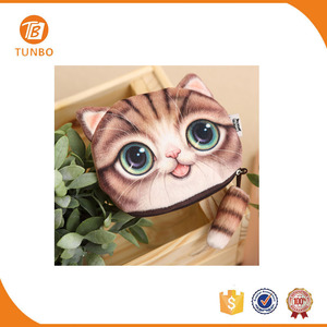 26cc8b594b 3d Cat Purse Wholesale
