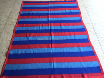 red recycle cotton blanket cheap recycle cotton blanket very cheap