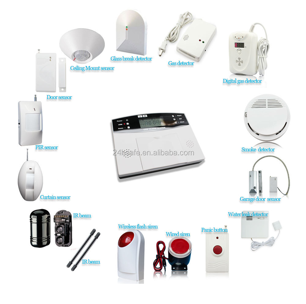 Honeywell Home Alarm Wiring Diagram Adt Motion Sensor Burglar Pir Bell Box Images Nilzanet