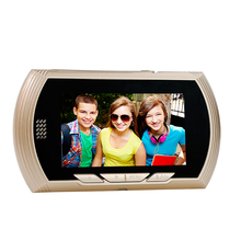 "2.4""/3""/3.5""/4.7"" 7"" Led display Modern main gate designs competition video door phone with hd camera"