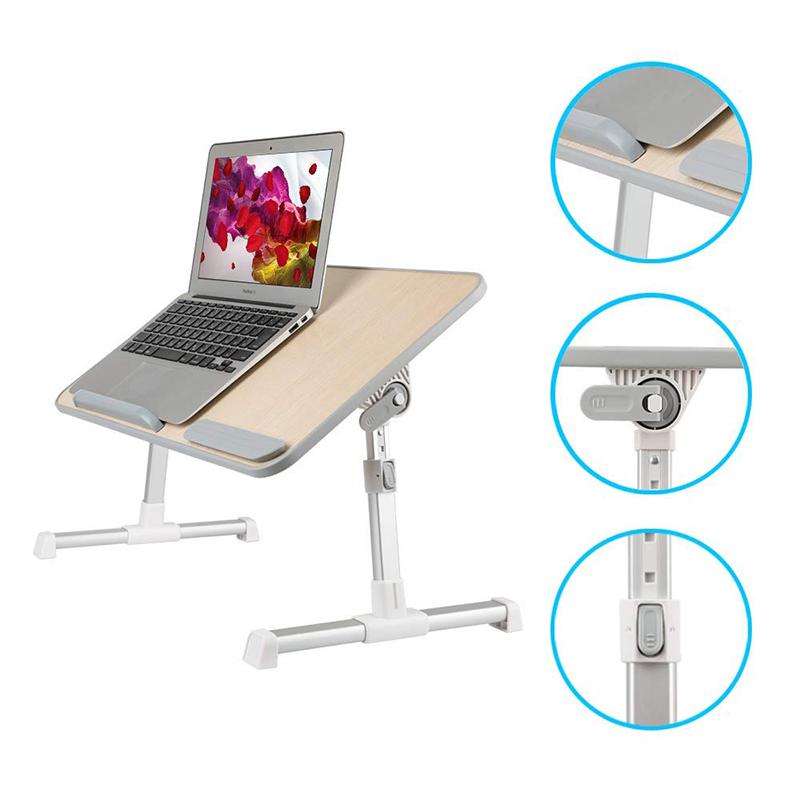 Apple Para 17 Pulgadas Tablet Y Gopro Soporte Cama Portátil Plegable Mesa Verde Escritorio Monitor Ventilador Ipad Ajustable De tsQCrhd